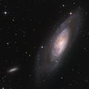 M106, NGC4217,...,                                Uros Gorjanc