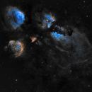 Cat's Paw Nebula,                                Prabhu S Kutti