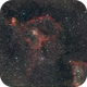 IC1805 and IC1848 - The Heart and Soul Nebulae,                                BramMeijer