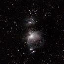 Orion Belt and Sword Nebulae,                                Luca Tironi