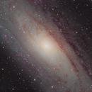 Messier 31 - Andromeda,                                Eric Walden