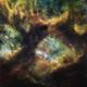 Catacombs of NGC6357,                                John Ebersole
