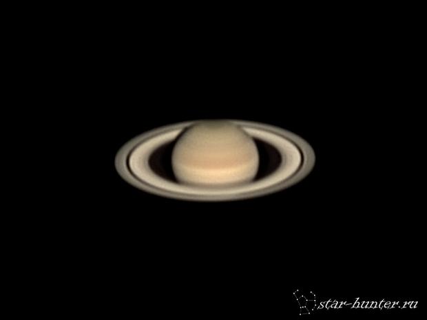 Saturn (06 july 2015, 21:49),                                Star Hunter