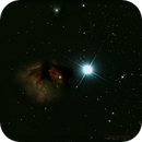 NGC2024 and Alnitak in Orion,                                Bernd Neumann