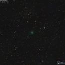 Comet C/2017 S3 PANSTARRS between outbursts,                                José J. Chambó