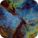NGC3372 (Carina Nebula)  [SHO],                                Dean Carr