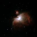 great orion nebula,                                dirk jan