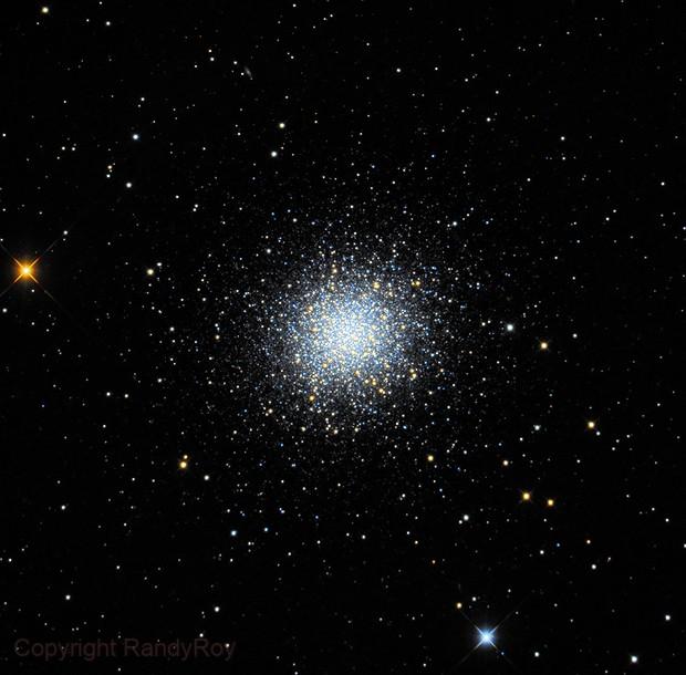 Messier 13 - Hercules Globular Cluster,                                Randy Roy
