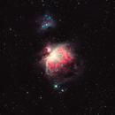 Orion Nebula, M42,                                Nicholas Gialiris