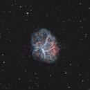 The Crab Nebula M1,                                ParyshevDenis