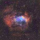 SH2-162 The Bubble Nebula,                                Greg Ray
