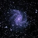 NGC 6946,                                Robert St John