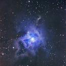 """Original """"Iris Nebula"""",                                tonyhallas"""