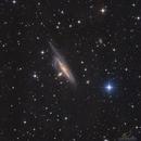 NGC 1532 a galaxy in the Eridan,                                Los_Calvos