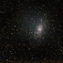 m33 in the moonlight,                                Matt Fulghum