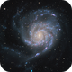M 101 revisited,                                1074j