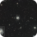Supernova SN2019ehk in M100,                                José J. Chambó