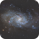 Triangulum Galaxy,                                Chris Schaad