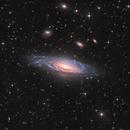 NGC 7331,                                Rochus Hess