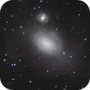 NGC 1316  - a monster galaxy in Fornax,                                Mark