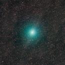 Comet 46P-Wirtanen in dusty Taurus,                                Luca Marinelli