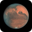Mars on 23th October 2020 @ 32°,                                Henning Schmidt