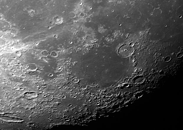 Moon : Mare Humorum,                                Wanni
