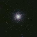 M13 - great Hercules Cluster,                                Markus A. R. Lang...