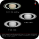 Saturn - desperately seeking the Hexagon! 10 April 2019,                                LacailleOz