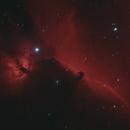 Horsehead + Flame Nebula in HaRGB,                                Chris