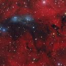 NGC 6914 high resolution,                                Barry Wilson