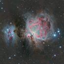 M42 Orion Nebula,                                Kevin Osborn