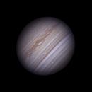 Jupiter with Celestron 6SE 2018-5-17,                                Darren (DMach)
