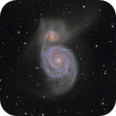 M51, L+RGB,                                tjm8874