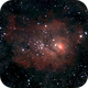 M8 : Lagoon nebula,                                WillB42