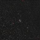 NGC457 Owl Cluster 300mm SIGMA APO,                                Maxou034
