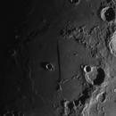 La Lune le 1 Avril 2020 - Celestron C11 - Asi 178mm - Baader 610nm,                                Alain-Bouchez