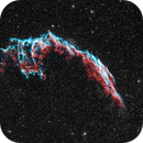 NGC 6992 Veil Nebula East,                                Richard Pattie