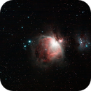 Orion Nebula,                                Ludger Solbach