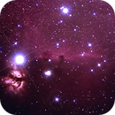 NGC 2023, Horsehead Nebula,                                KHartnett