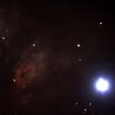 NGC 2024,                                Lauri Kangas