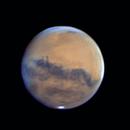 Mars rotation October 29 2020,                                Kevin Parker
