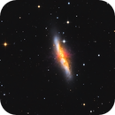 M82 - Cigar Galaxy,                                Monkeybird747