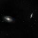 M81, M82 Galaxies,                                Hubble_Trouble