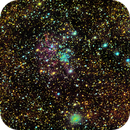NGC 6820 & Open Cluster NGC 6823 in Vulpecula,                                PJ Mahany