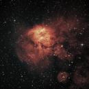 NGC 2467 - Skull and Crossbones,                                ChrisG_BNE