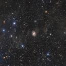 NGC 6951,                                Pavel Karavatskiy