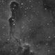 IC_1396A [Cep] - The Elephant Trunk Nebula in Ha,                                G400