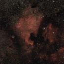 NGC 7000,                                Hans van Overzee
