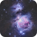 M42- ORION NEBULA,                                Andres Noriega